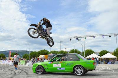 Πόλος έλξης χιλιάδων θεατών για τα Ιωάννινα το 11ο Motor Festival