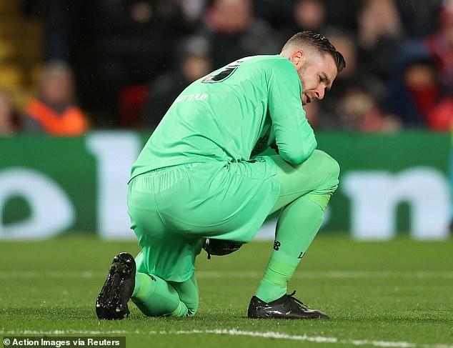 Klopp đang ước Liverpool có Romero 1
