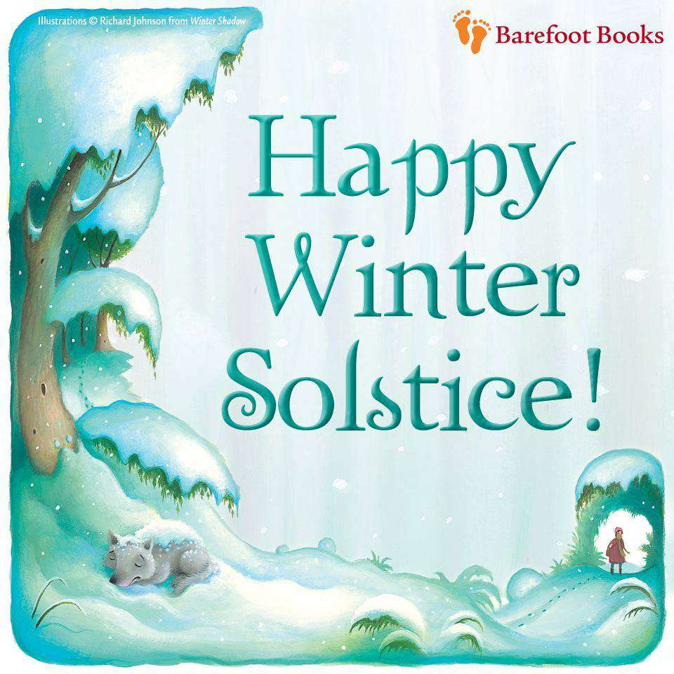 Winter Solstice Wishes Images