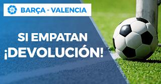 Paston promocion liga Barcelona vs Valencia 14 septiembre 2019