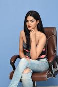 sakshi chowdary at selfie raja event-thumbnail-18