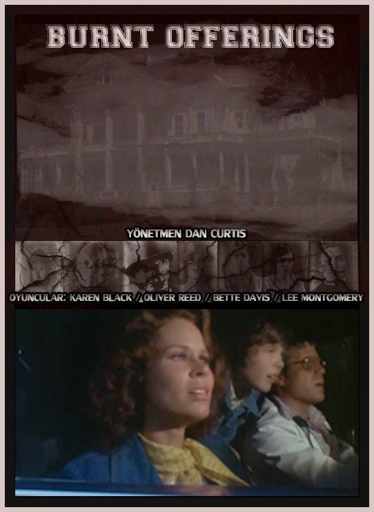 Burnt Offerings (1976) - Karanlık Sinema