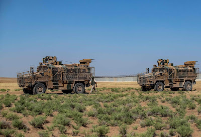 Turkish security forces kill 7 terrorists in northern Syria