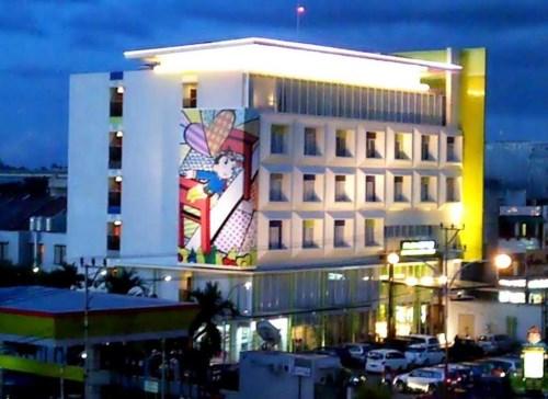 MaxOne Hotel unik di Palembang dengan harga murah
