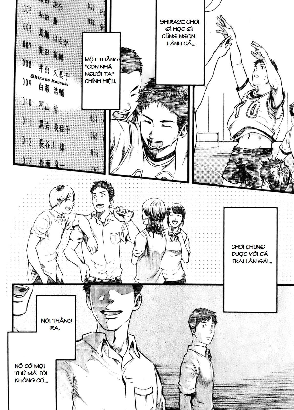Trang 5 - Tuổi trẻ và Tội lỗi (- Tsukumo Gou (BOX)) - Truyện tranh Gay - Server HostedOnGoogleServerStaging