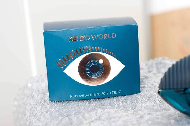 perfumy Kenzo World-oko, oryginalne zapachy