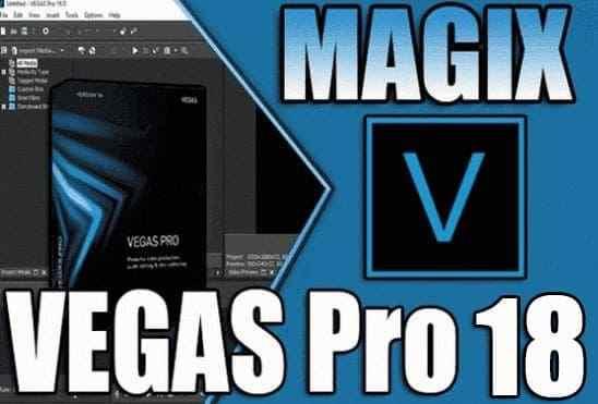 تحميل وتفعيل برنامج MAGIX VEGAS Pro 18.0.0.373 عملاق المونتاج وتحرير الفيديو