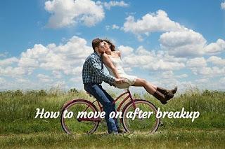 ब्रेकअप से बाहर कैसे निकले। How to Move on after breakup