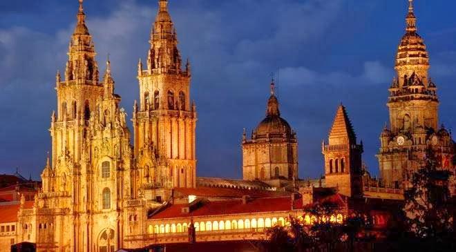 Cathedral, Santiago de Compostela