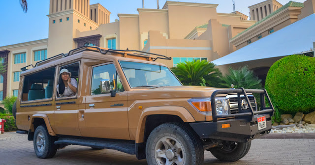 Stay in Sir Bani Yas Island