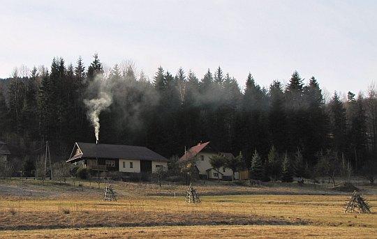 Stryszawa Roztoki.
