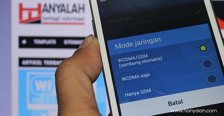 Download Aplikasi Pengubah Jaringan Edge Menjadi 3G
