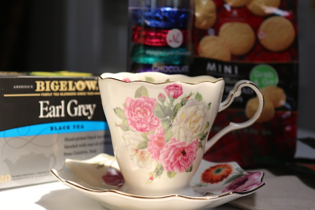 Earl Grey Tea, Livng From Glory To Glory Blog...