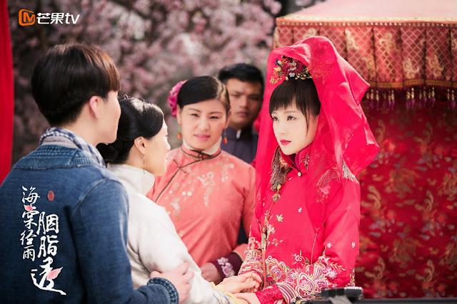 begonia rouge cdrama wedding