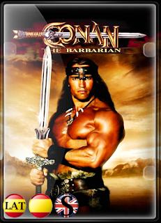 Conan: El Bárbaro (1982) FULL HD 1080P LATINO/ESPAÑOL/INGLES