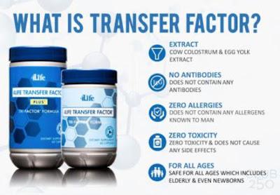 Apa dan Mengapa 4Life Transfer Factor - FAQ