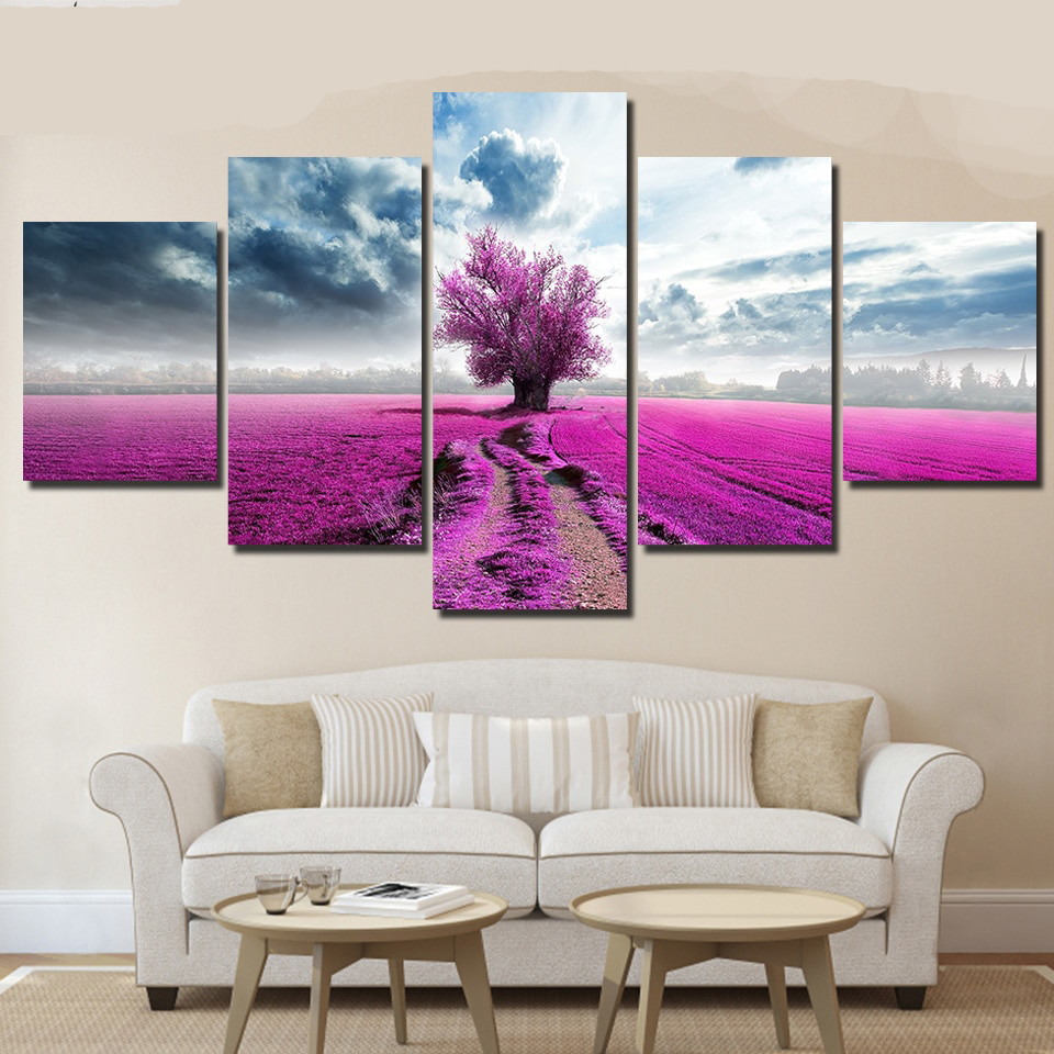 50+ Beautiful Tree Painting Ideas for Inspiration