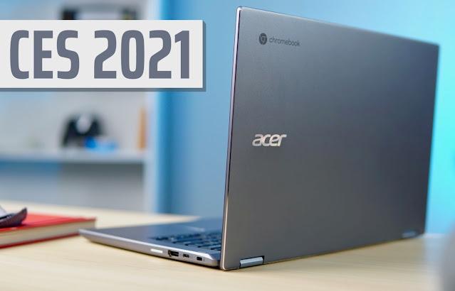 Aсеr Chromebook Sріn 514