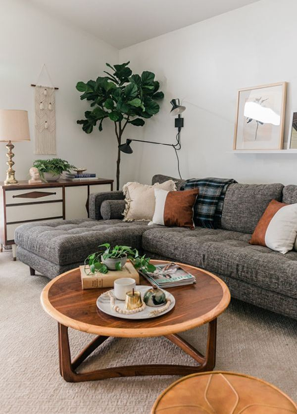 gorgeous living room design to try this season