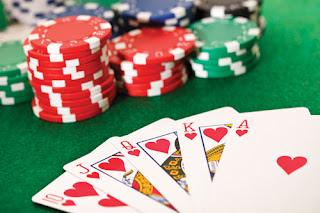 Berbagai hadiah menarik bermain poker online