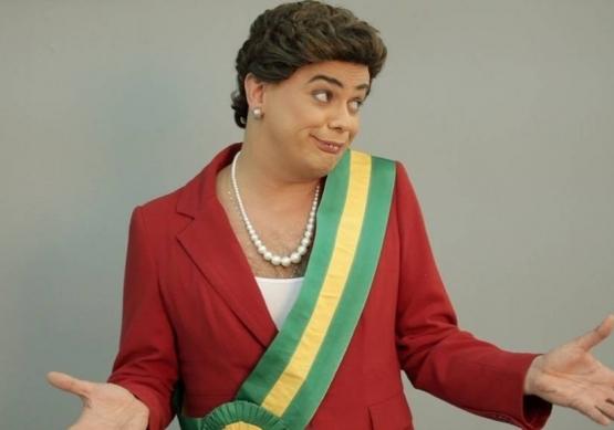 Band censura imitacao de Dilma no Panico
