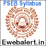 PSEB Syllabus