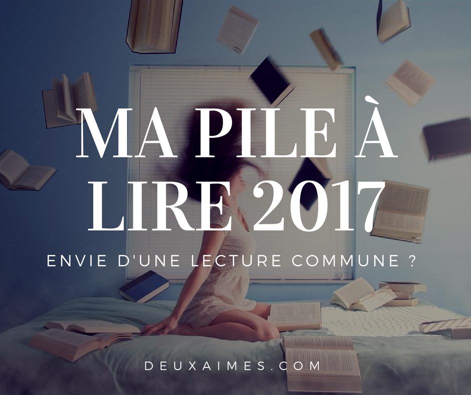 Lecture commune, partenariat entre blogs , pile à lire, PAL - DeuxAimes