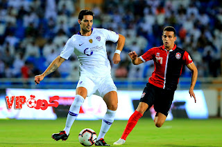 مباراة الاتحاد السعودي والرائد