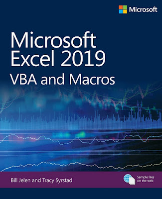 [Free Ebook PDF]Microsoft Excel 2019 VBA and Macros by Bill Jelen, Tracy Syrstad