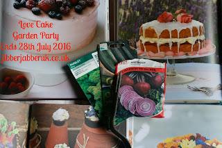 Love Cake July 2016