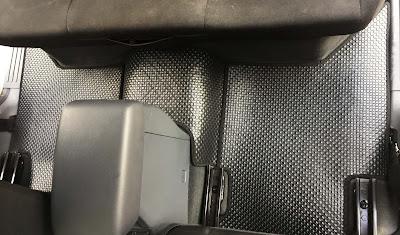 Thảm lót sàn ô tô Ford Ranger Raptor