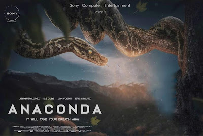 Anaconda Sony Jackson Background Free Stock