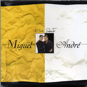 [CD] Miguel & André - Mar Deserto (1999) *NaiPT*