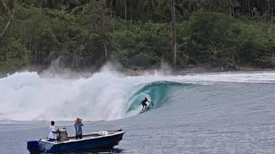 Pulau Penanggalat di Kepulauan Mentawai Diduga Dijual di Situs Online