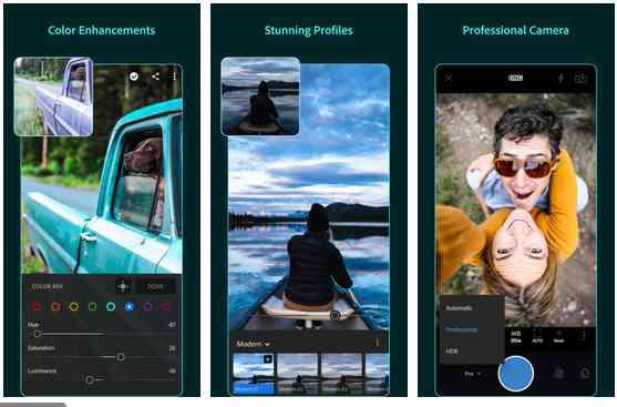 aplikasi edit foto Android selegram