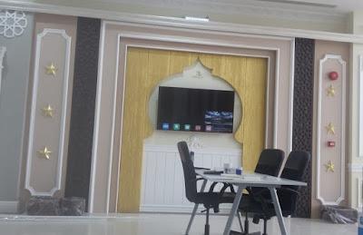 معلم فوم بالرياض - تركيب فوم في الرياض - فوم استيل جدران