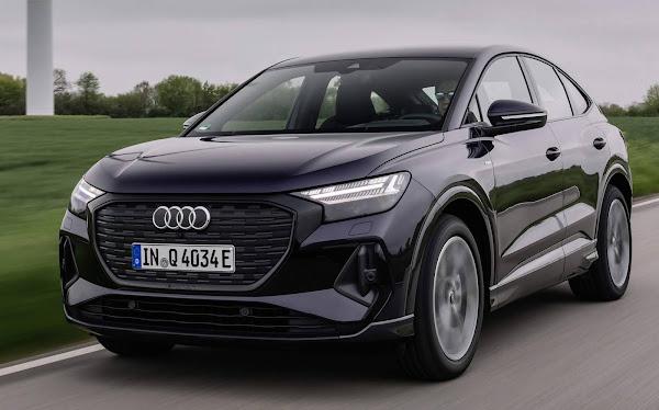 Audi Q4 4 e-tron