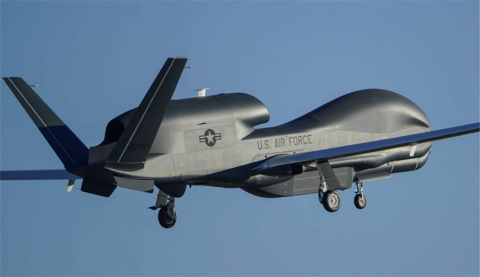Kecelakaan UAV di Amerika Serikat mengungkapkan kerentanan kritis