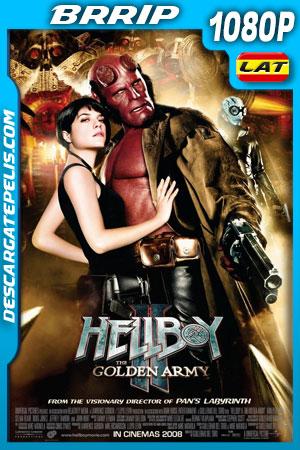 Hellboy 2 El ejército dorado (2008) BRrip 1080p Latino – Ingles