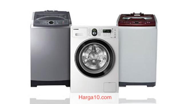 Daftar Harga Mesin Cuci Murah Terbaik
