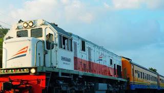 Kereta Api Lokal Cibatu