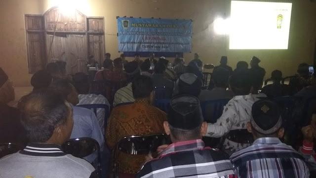 Komandan Koramil 12/Manisrenggo Hadiri Musrenbangdes