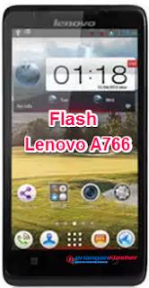 Cara Flashing Lenovo A766 via Flashtool Berhasil