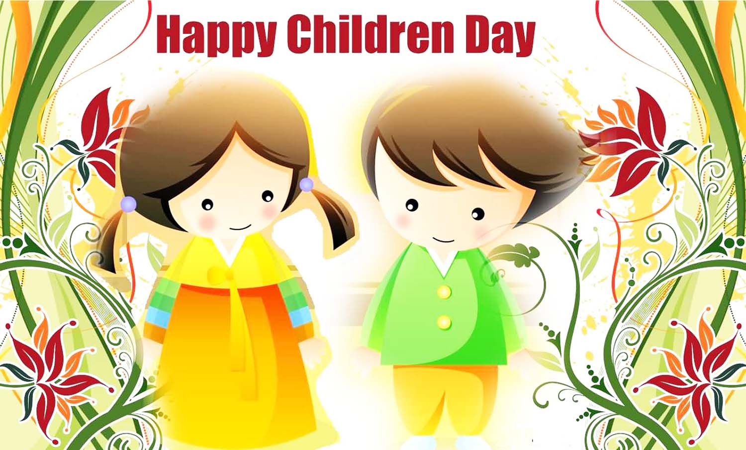 happy children's day images hd
