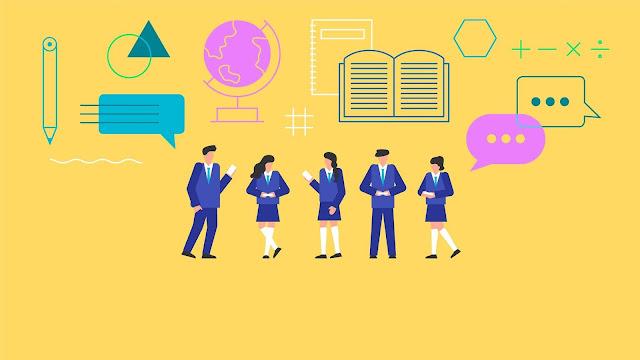 Aplikasi Pelajar dan Mahasiswa