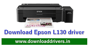 Epson L130 driver download for Windows and Mac