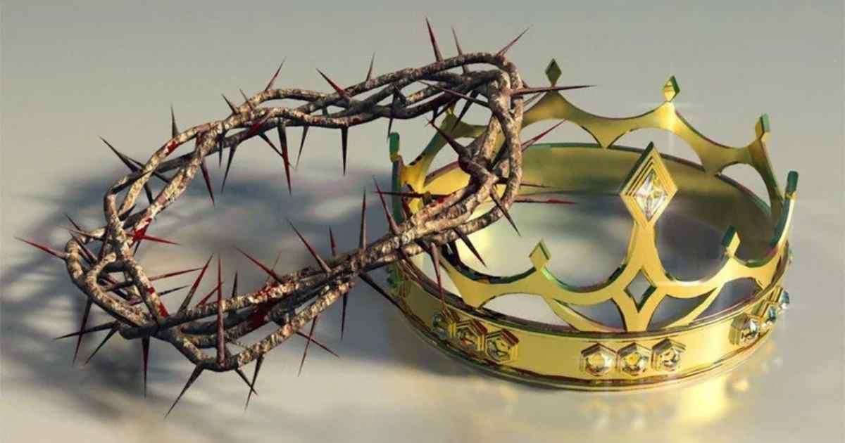 Uma Coroa ou Uma Cruz?