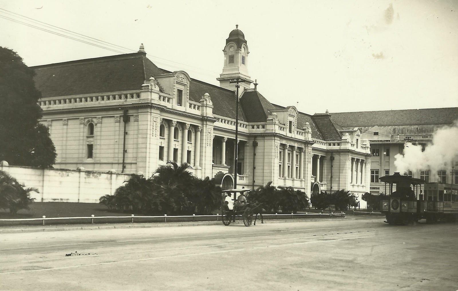 kantor De Javasche Bank di Batavia