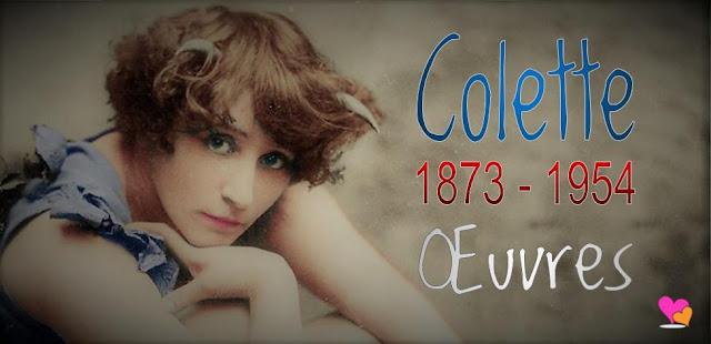 Colette : La femme de lettres française.