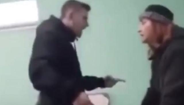 Σοκ στην εκπαιδευτική κοινότητα με αλητάμπουρα μαθητή να απειλεί καθηγήτρια (βίντεο)